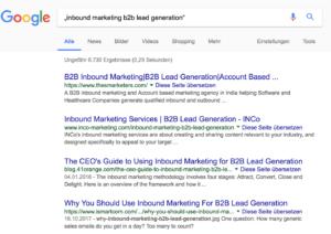 google suche tipps anführungszeichen