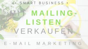 Blogbeitrag E-Mail Marketing