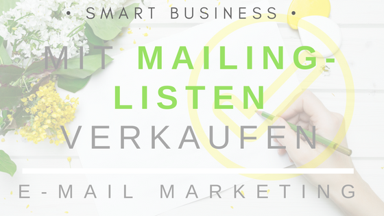 Blogbeitrag E-Mail Marketing